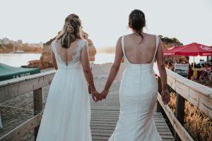 lesbian wedding portugal